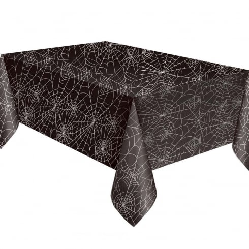 Unique Party UK Spider Web Table Cover 54 x 84