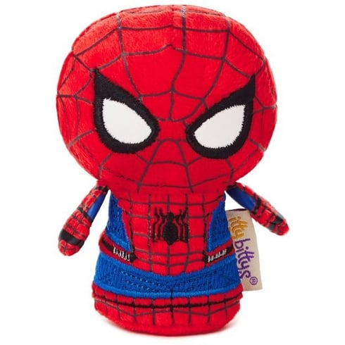 Hallmark Itty Bittys Spiderman Homecoming Limited Edition