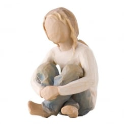Spirited Child Figurine