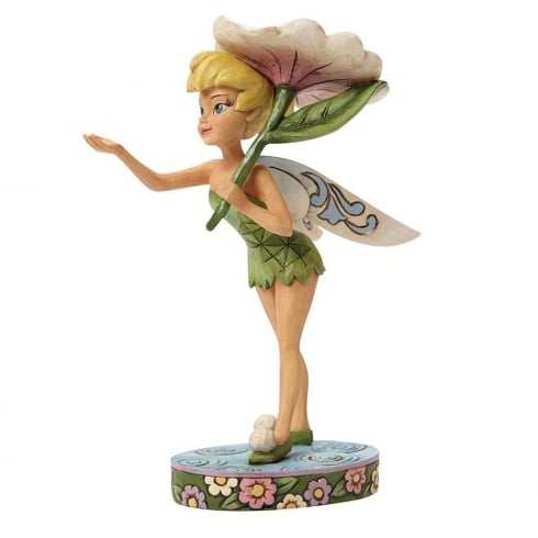 Disney Traditions Spring Shower Tinker Bell