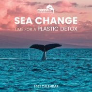 Square Wall Calendar 2021 - Sea Change Marine Conservation Society