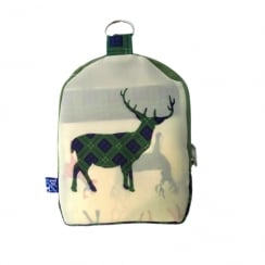 Stag Folding Shopping Bag