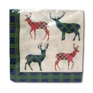 Stag Paper Napkins