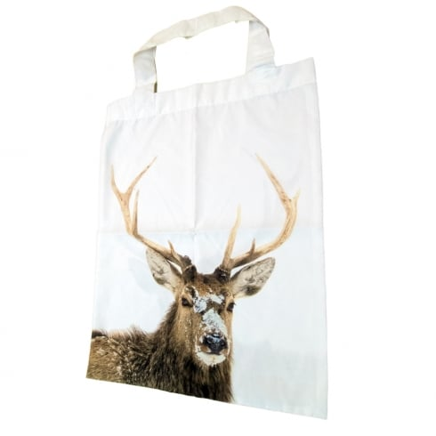 Premier Decorations Stag Reindeer Shopping Bag