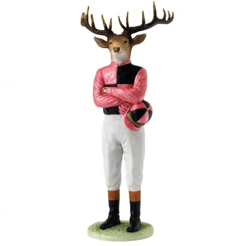 Border Fine Arts Stags With Style Frank Figurine