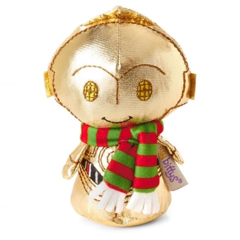 Hallmark Itty Bittys Star Wars C-3PO Christmas Holiday