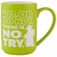 Star Wars Do Or Do Not Yoda Mug