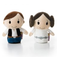 Star Wars Han Solo & Princess Leia Set