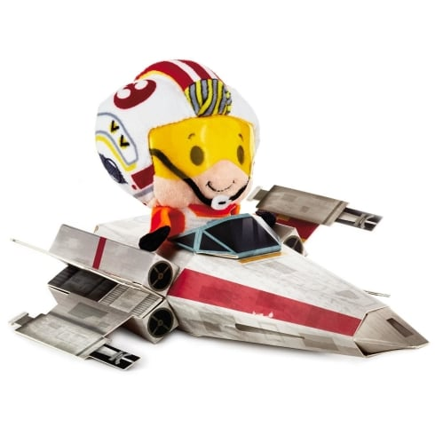 Hallmark Itty Bittys Star Wars Luke Skywalker X-Wing Pilot Special Edition
