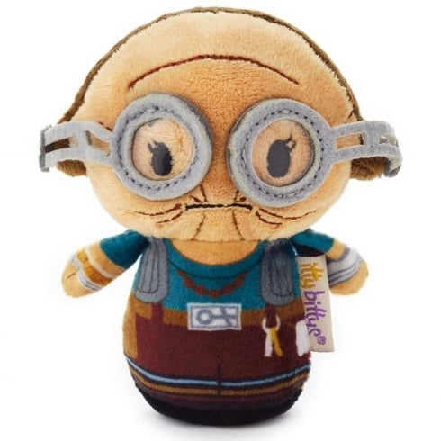 Hallmark Itty Bittys Star Wars Maz Kanata US Limited Edition