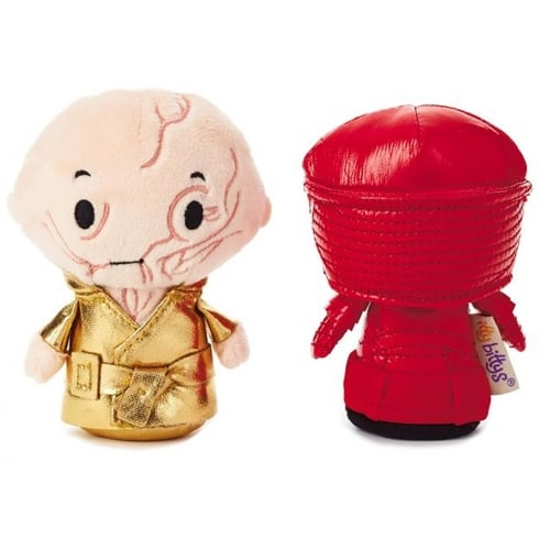 Hallmark Itty Bittys Star Wars Supreme Leader Snoke and Praetorian Guard Set Limited US Edition