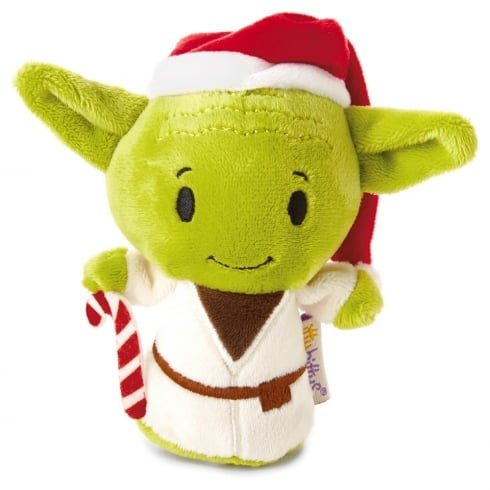 Hallmark Itty Bittys Star Wars Yoda Christmas Holiday