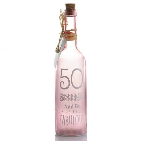 Boxer Starlight Bottle 50 SHINE And Be FABULOUS