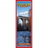 Steam Railway 2020 Slim Calendar