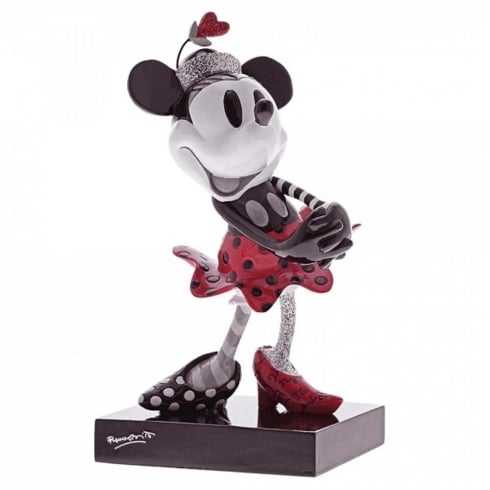 Disney By Britto Steamboat Minnie Mouse