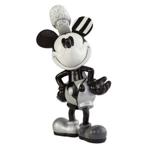 Disney By Britto Steamboat Willie Mickey Mouse Figurine