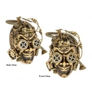 Steampunk Full Face Mask