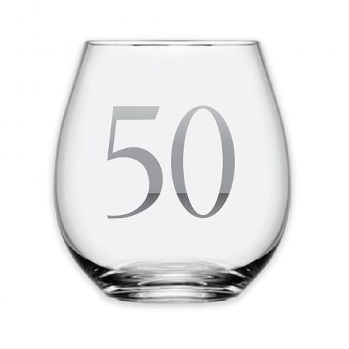 Celebrate In Style Stemless Wine Glass-50