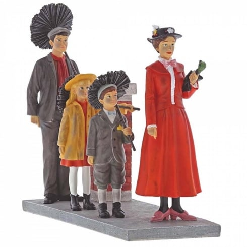 Disney Enchanting Collection Step in Time - Mary Poppins Figurine