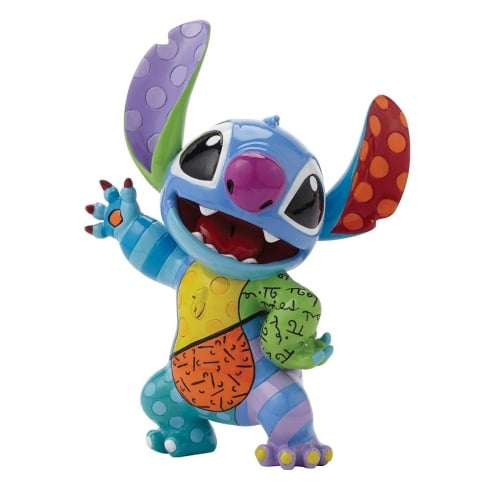 Disney By Britto Stitch Figurine