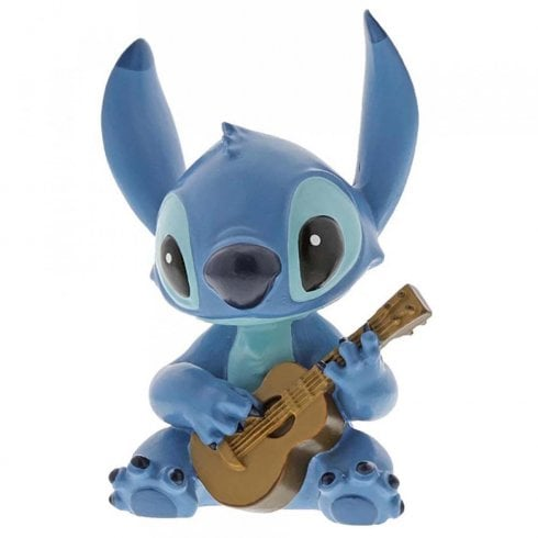 Disney Showcase Stitch Guitar Figurine