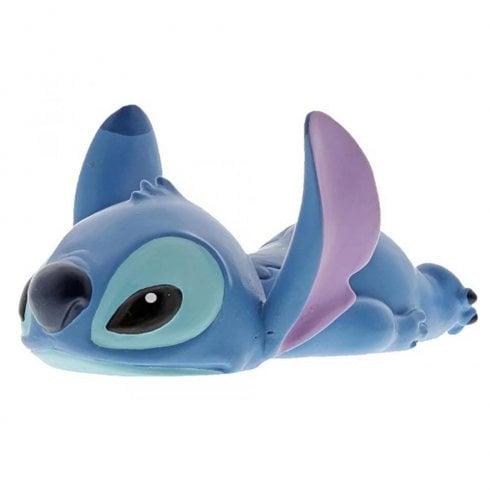 Disney Showcase Stitch Laying Down Figurine