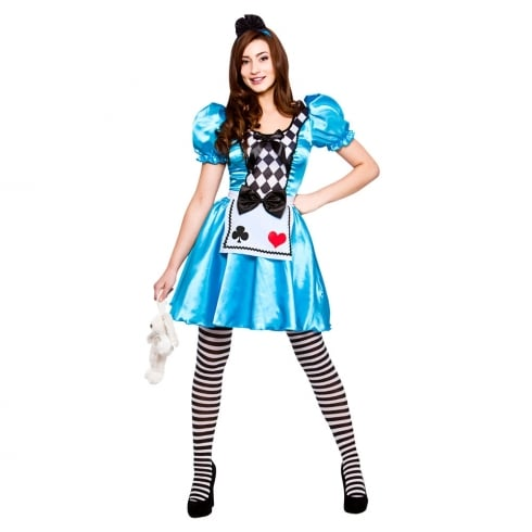 Wicked Costumes Storybook Alice (S)