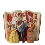 Storybook Love Endures Beauty and The Beast Diarama
