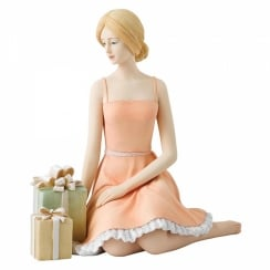 Style & Gracie Wishing Resin Figurine