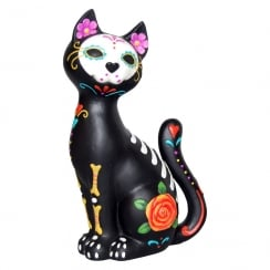 Sugar Kitty 26cm Cat Figurine