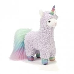 Sugar Plum Purple Llamacorn Soft Toy
