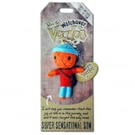 Super Sensational Son Voodoo Keyring
