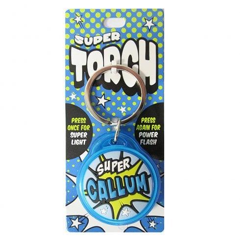 History & Heraldry Super Torch - Super Callum