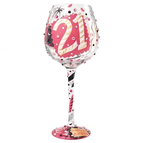 Lolita Superbling 21 XL Wine Glass