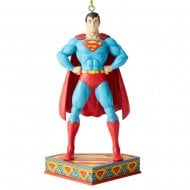 Superman Silver Age Hanging Ornament