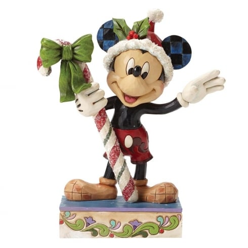 Disney Traditions Sweet Gatherings Mickey Mouse Figurine