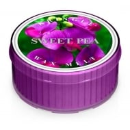 Sweet Pea Daylight Candle