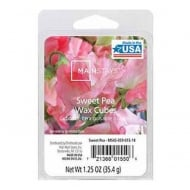 Sweet Pea Scented Wax Cube Melts