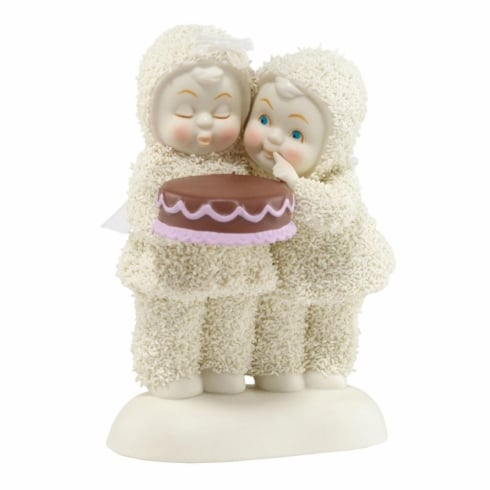 Snowbabies Sweet Smell Of Success Figurine
