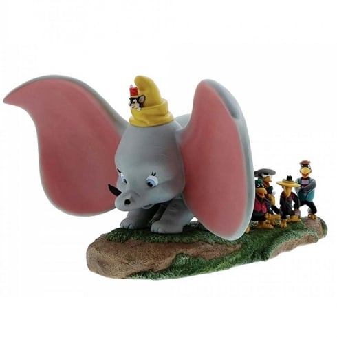 Disney Enchanting Collection Take Flight Dumbo Figurine