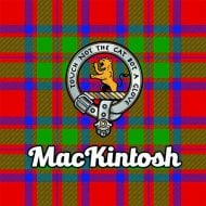 Tartan Clan Coaster - MacKintosh