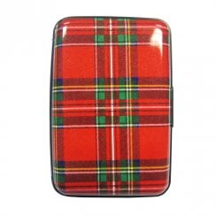 Tartan Credit Card Holder