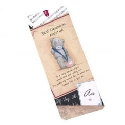 Tatty Teddy Best Classroom Assistant Bookmark