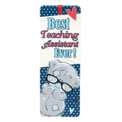 Tatty Teddy Best Teaching Assistant Ever Bookmark