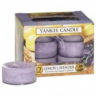 Tea Light Candles Lemon Lavender