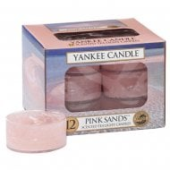 Tea Light Candles Pink Sands