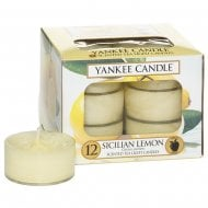 Tea Light Candles Sicilian Lemon