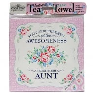 Tea Towel 9 Out Of 10 Children Get Their...