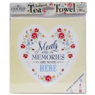 Tea Towel Meals And Memories Are Made Here