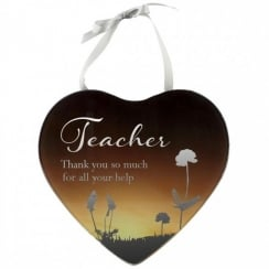 Teacher Mirror Plaque